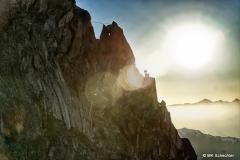 Klettersteig mit Bänkli