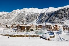 Winteransicht ©  Hotel Schneeberg Südtirol - Family Resort & SPA