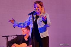 Annett Louisan freut sich auf das Konzert