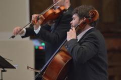 Caspar Vinzens - Viola und Lukas Sieber - Violoncello