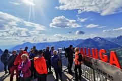 Eröffnung des Arlberg Trail mit geladenen Gästen