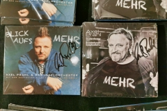 Beide Alben des Künstlers