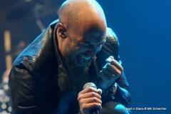 """Beast in Black"" Frontmann Yannis Papadopoulos"