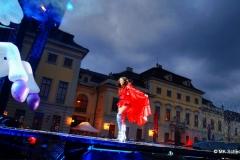 Blümchen bei 90er live! bei der KSK musicopen Ludwigsburg