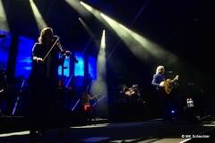 Bruce Guthro & Band, mit der Irish-Celtic Violinistin Roisin Ryan