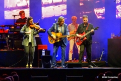 Bruce Guthro & Band, mit der Irish-Celtic Violinistin Roisin Ryan