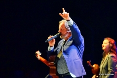 "Bruce Guthro auf seiner ""Celtic X-mas Tour"""
