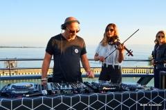 Paul Lomax und Marina Belinska bringen Ibiza-Sunset Sound an den Bodensee