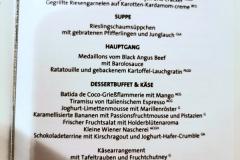 Gala-Dinner von MO Catering
