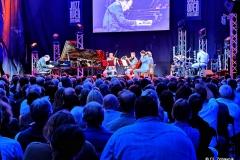 Ambiente Altes Schloss Stuttgart bei den jazzopen 2019