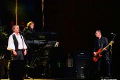 Chris de Burgh und Band