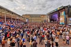 Aloe Blacc auf der Jazzopen Bühne Schlossplatz Stuttgart
