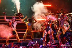Christina Aguilera - Las Vegas in Benz Town