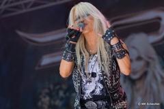 Die Metal-Queen