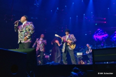 "Al McKay´s Earth, Wind & Fire Experience bei der ""Night of the Proms"" Stuttgart"
