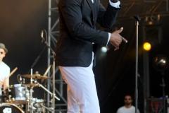 Aloe Blacc bei den jazzopen Stuttgart 2019