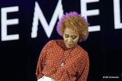Emili Sandé bei den jazzopen Stuttgart