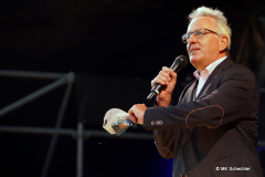 Waiblingens Oberbürgermeister Andreas Hesky eröffnet den Kultursommer
