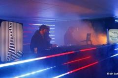 Tag 1: DJs und DJanes in der Tiefgarage am Rüfiplatz