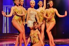 Goldene Zeiten mit Anna Cabaret und Vegas Showgirls