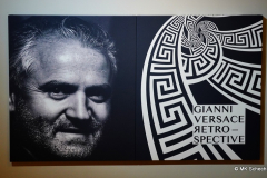 Gianni Versace Retrospective bis September 2021