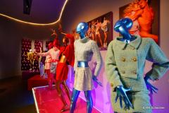 Gianni Versace und die Supermodels