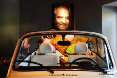 Gianni Versace fuhr ebenfalls ein VW Käfer Cabrio