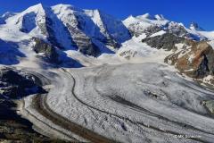 """Der erste Blick auf den """"Festsaal der Alpen"""""""