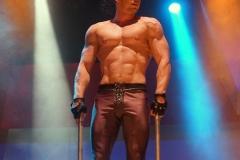 "Neue Show ""Grand Revue"" im Friedrichsbau-Varieté Stuttgart | Kukharenko Brothers – Doppel Leiter-Act"
