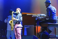 Gregory Porter mit Band