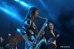 Laura Valbuena und Ina Forsman