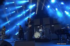 Ina Forsman und Band