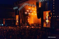 Jazzopen Stuttgart Bühne