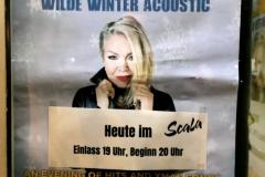 """""""Wilde Winter Acoustic"""" - bereits lange vor Veranstaltung ausverkauft"""