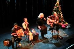 Wilde unplugged: Kim Wilde tritt mit ihrer 3-köpfigen Acoustic-Band auf
