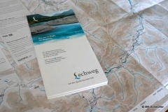 Der Lechweg - Karte und Infoheft