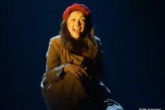 "Eponine (Frances Mayli McCann) mit ""One Day More"""