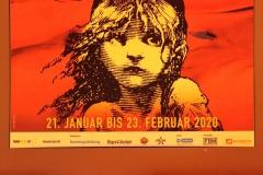 Les Misérables - bis 23. Februar 2020 im Theater 11 Zürich