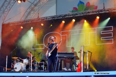 Lotte und Band