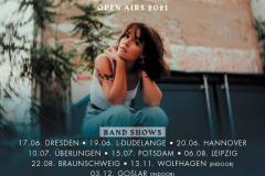 Plakat Lotte - aktuelle Auftritte