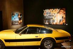 Autos und Kunst: Das Motto des Museums