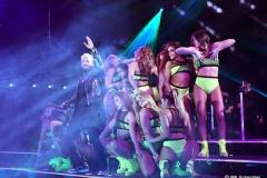 Die Show des Latino-Superstars