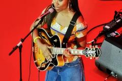Ntjam Rosie: Jazz mit afrikanischem Einschlag