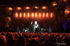 Ein Konzertabend vor historischer Kulisse