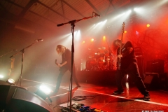 "New Model Army - ""From Here"" Tour im LKA Stuttgart"