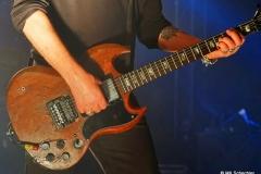 Justin Sulivan, Sänger und künstlerisches Genie der NEW MODEL ARMY