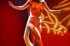 Miau, das ist Janet Fischietto