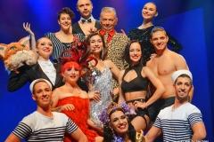 """Das """"Next Level Burlesque"""" Ensemble erwartet Sie im Friedrichsbau-Varieté!"""