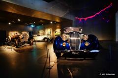 Aktuelle Ausstellung im MAC2: Nobelkarosserien der 20er & 30erJahre
