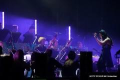 Antwerp Philharmonic Orchestras unter der Leitung der Brasilianerin Alexandra Arrieche
